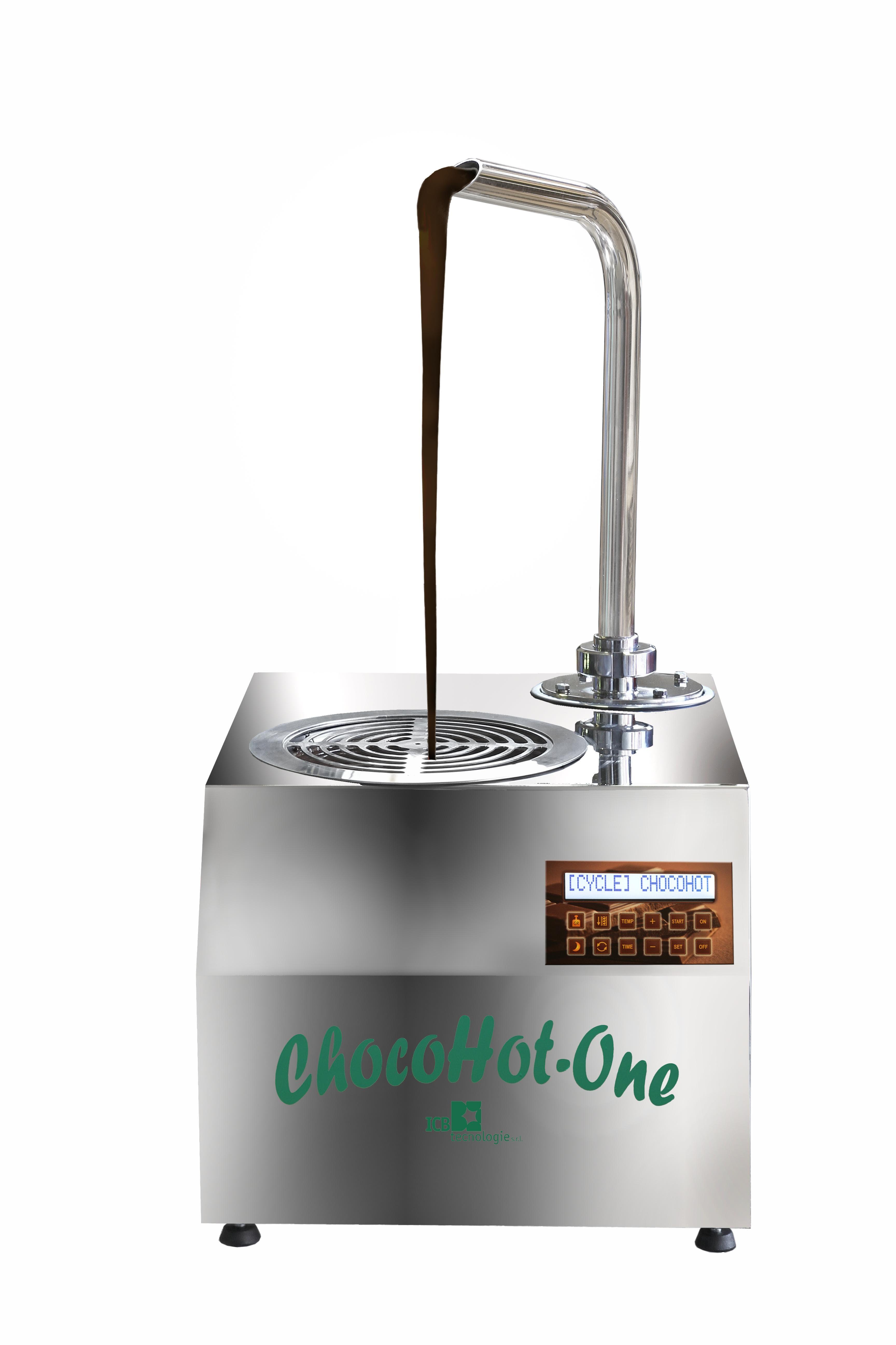 ChocoHot One hot chocolate machine - ICB Tecnologie